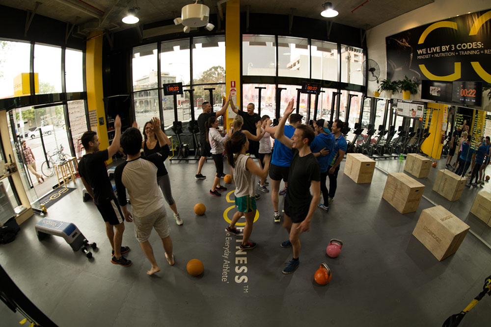 Boot Camp Melbourne CBD